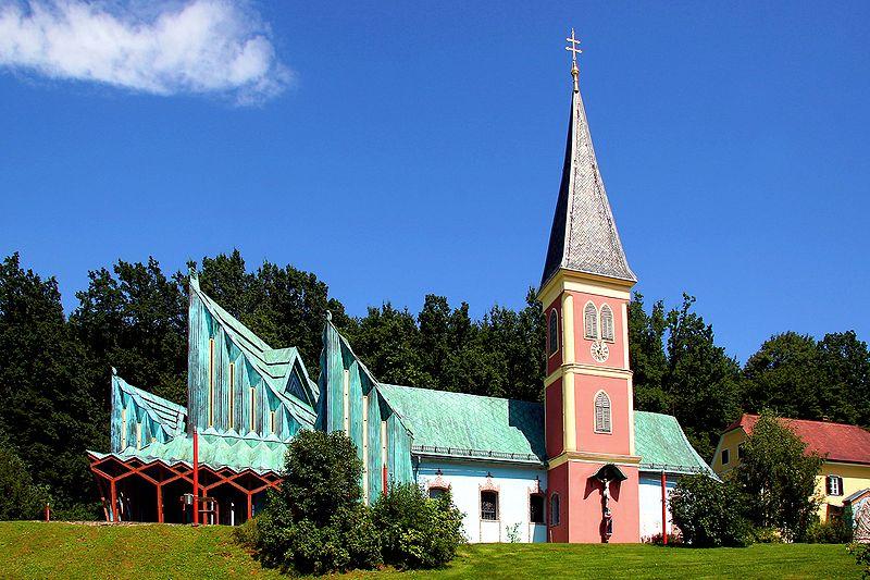 Приходская церковь святого Якоба