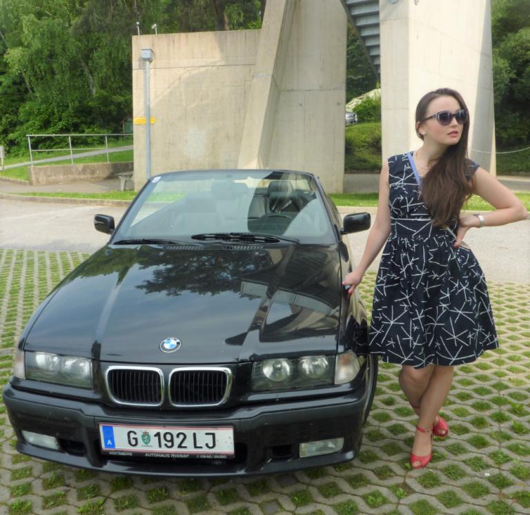 Парковки в Вене