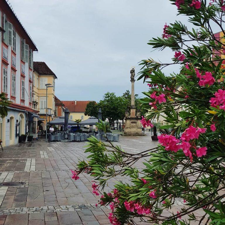 Бад Радкерсбург – пограничный город – курорт Австрии