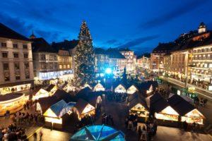 Рождественские ярмарки в Граце