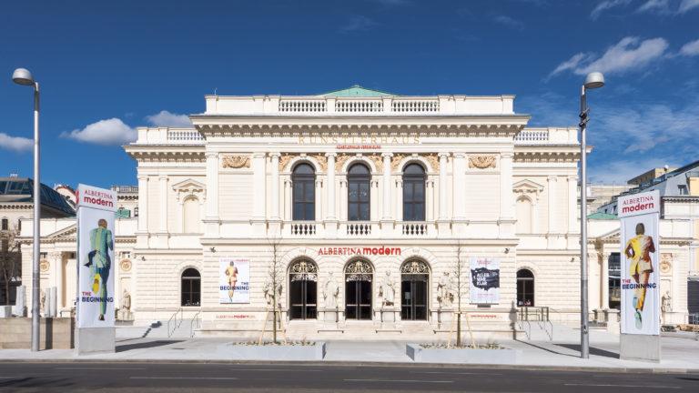 Albertina Modern – новый музей в Вене