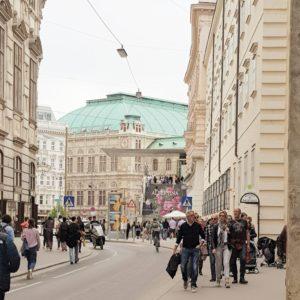 Вена – город свободный от автомобилей!