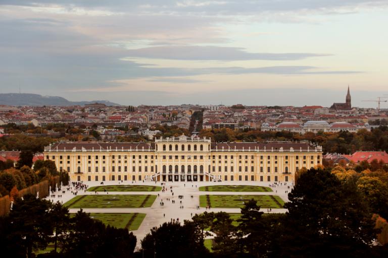Самые популярные достопримечательности Австрии